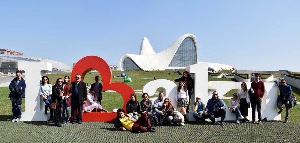 همسفران ما در تور باکو نوروز 98