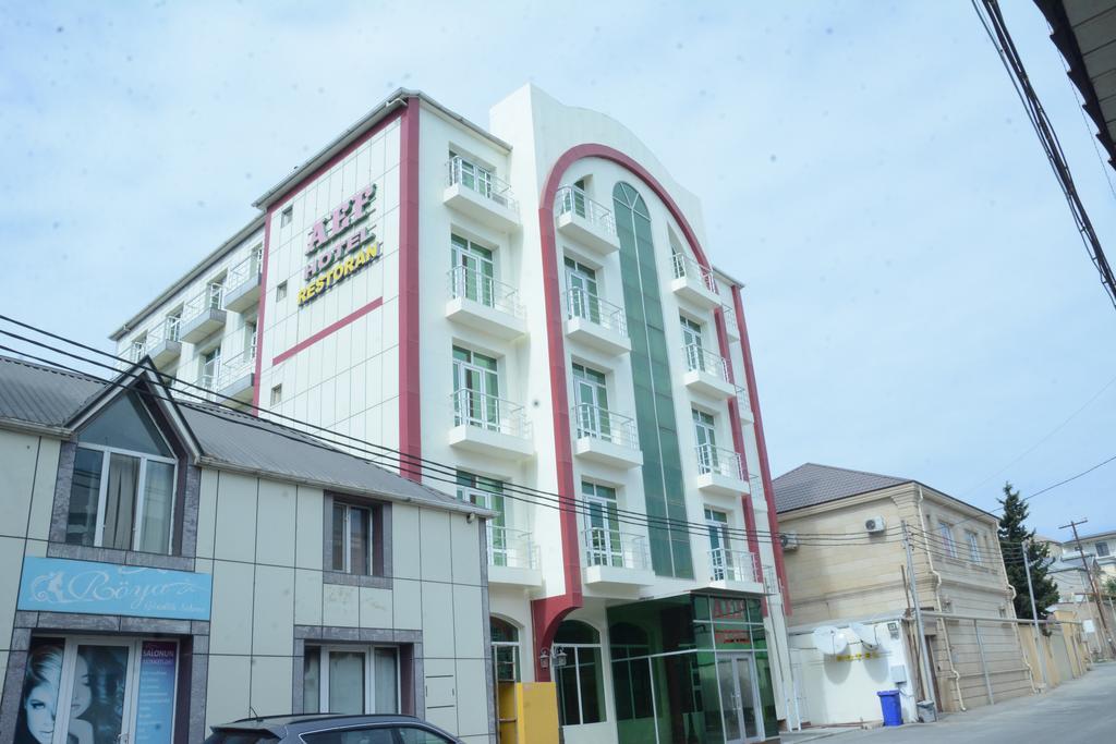 هتل 3 ستاره AEF یکی از هتل های تور باکو نوروز 99