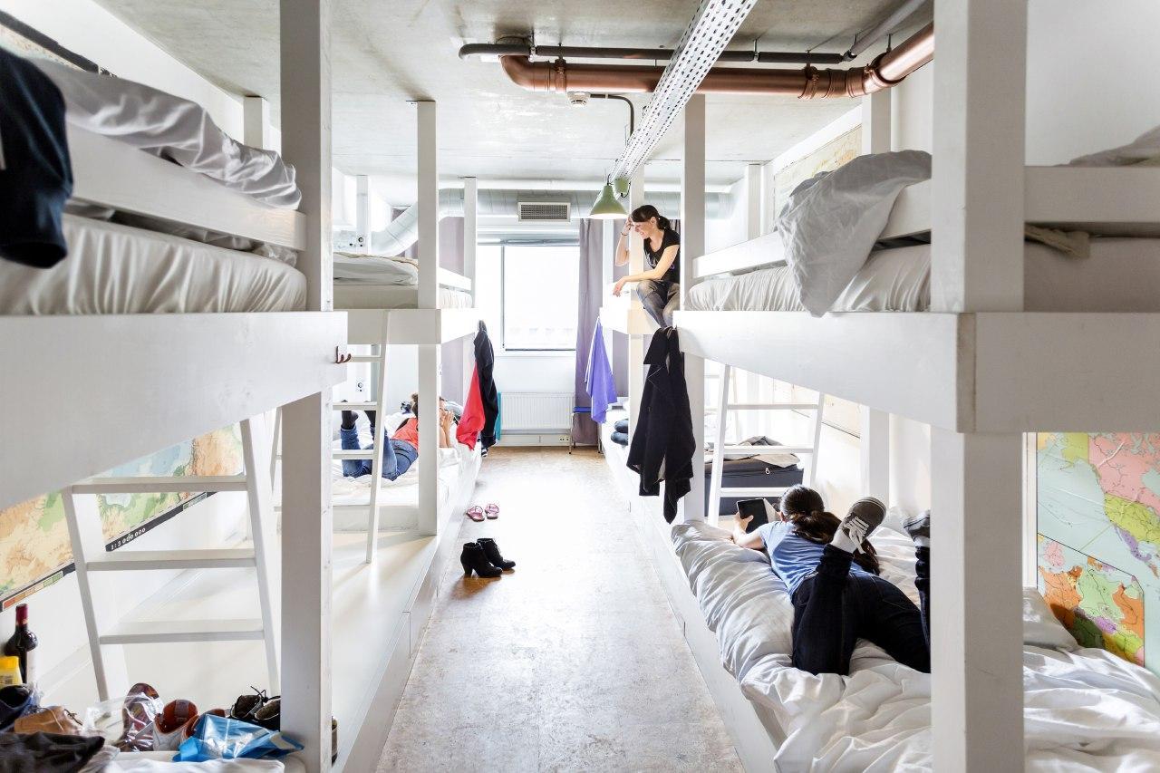 فضای اشتراکی، اصلی ترین دلیل برای ارزان بودن اقامت در هاستل